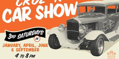 Cruz 'N Car Show tickets