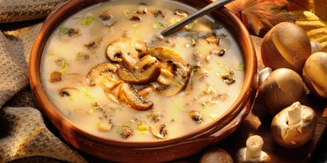 The Spice Queen's Kitchen: Soulful Soups tickets