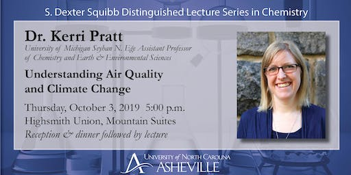 2019 S. Dexter Squibb Distinguished Lecture Series in Chemistry
