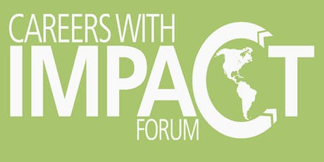 2019 Careers With Impact Forum tickets