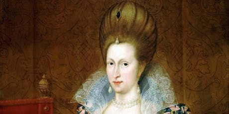 Queen Influencer – The impact of Anna of Denmark in Scotland tickets
