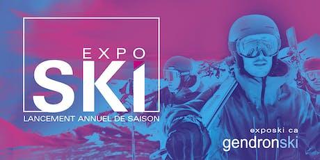 ExpoSKI Québec 2019-2020 tickets