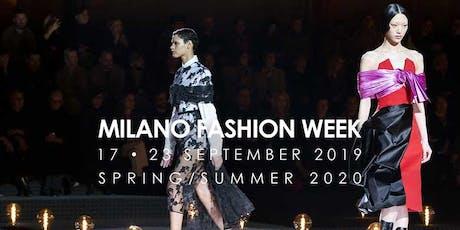 MILANO Fashion WEEK 2019 | Tutti gli Eventi & Private Party biglietti