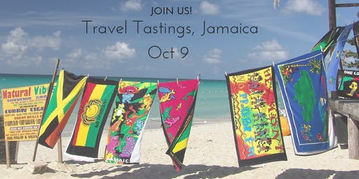 Travel Tastings, Jamaica!