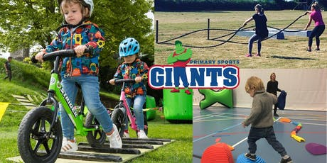 FREE taster Balance bike & Adult fitness session tickets
