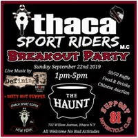 Ithaca Sports Riders: Breakout Party