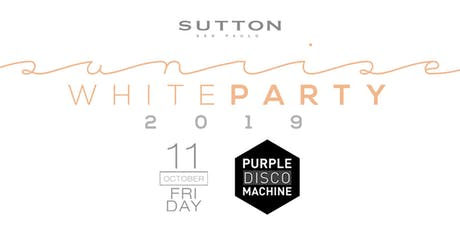 White Party - Sutton ingressos