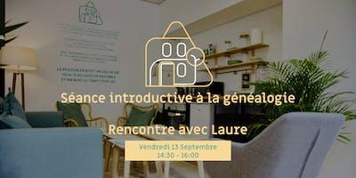 Introduction à la généalogie avec Laure