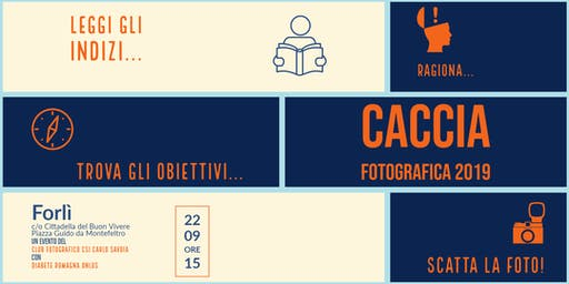 CACCIA FOTOGRAFICA 2019