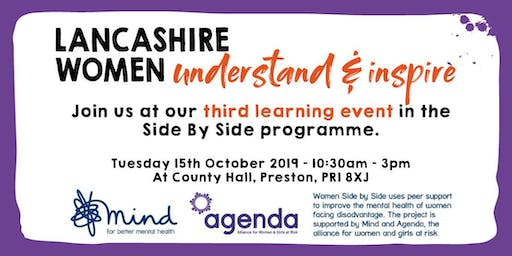 Our Third Learning Event - Women Side By Side North West