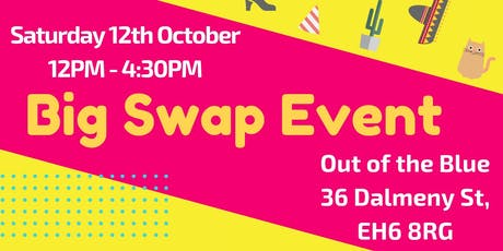 Big Swap Shop Event tickets