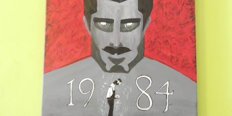 1984 DE GEORGE ORWELL entradas