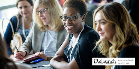 The iRelaunch Return to Work Conference (New York) tickets