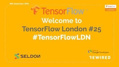 London Meetup: Deep Dive into TensorFlow #25 tickets