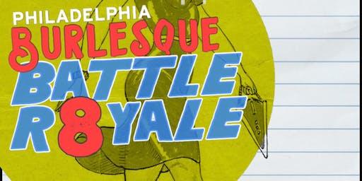 Philadelphia Burlesque Battle Royale