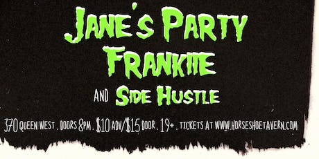 Jane's Party tickets