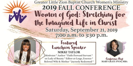 Women of God:  Stretching for the Imagined Life in Christ
