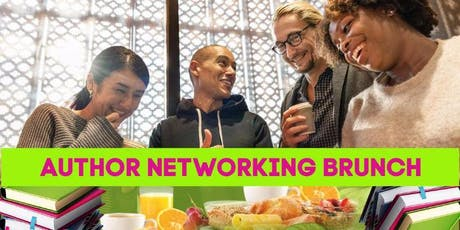 Author Networking Brunch tickets