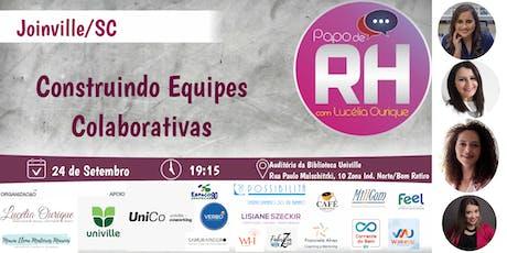 Papo de RH em Joinville/SC ingressos