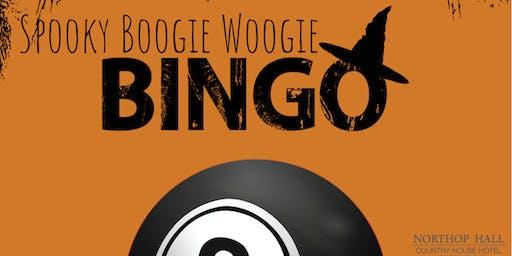 Spooky Boogie Woogie Bingo