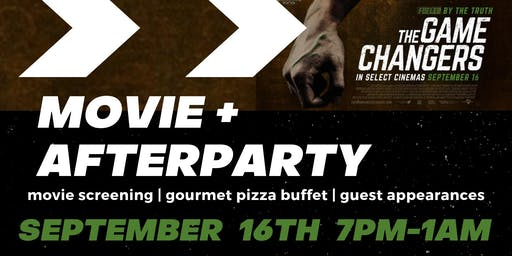 The Game Changers Movie + Afterparty