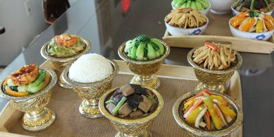 Vegetarian Cooking Class at Dharma Jewel Monastery