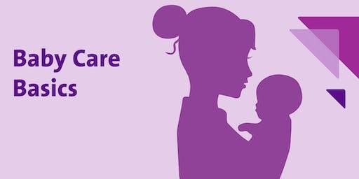 Baby Care Basics at North Shore University Hospital