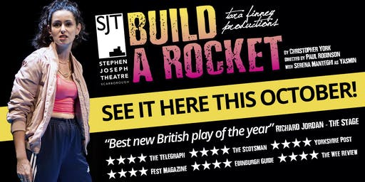 Build a Rocket - Scarborough TEC performance