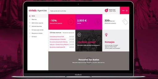 Civitatis - Formación Plataforma de Agencias