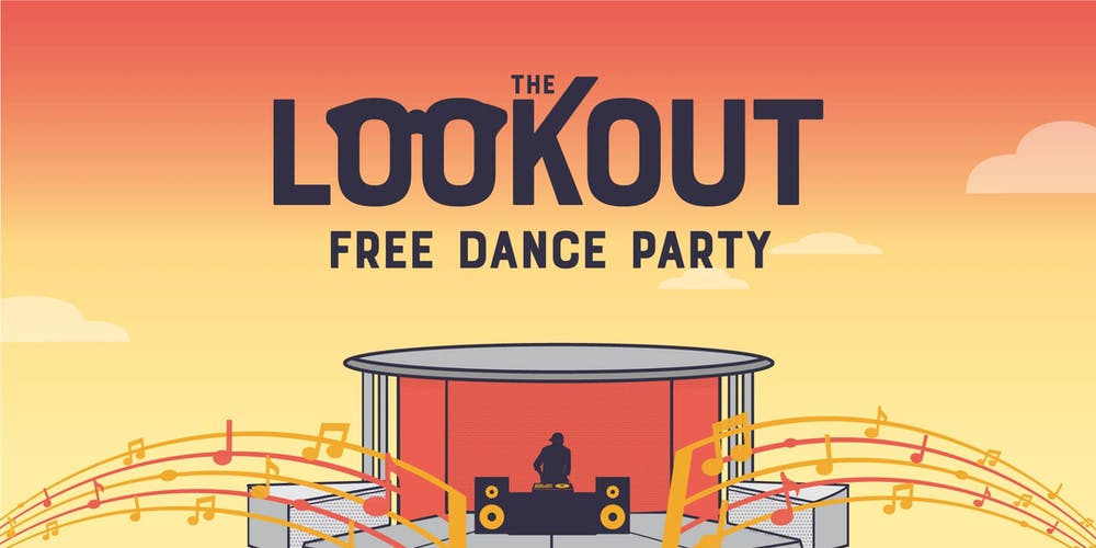 The LOOKOUT Dance Party @ Grandview Park Overlook Tickets