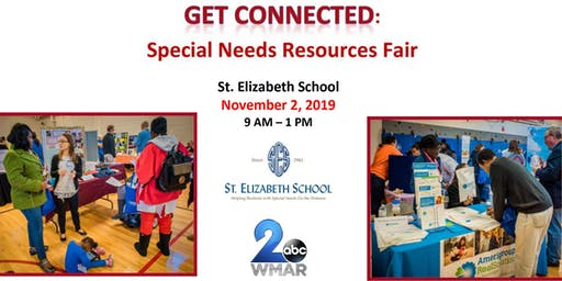 Get Connected: Special Needs Resources Fair