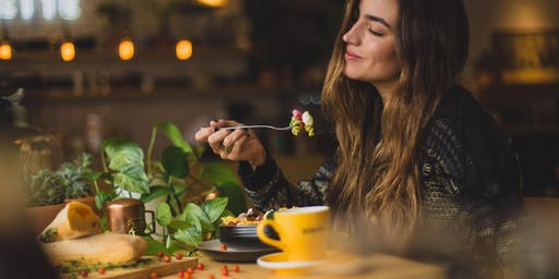 How to Eat with Intention, not Emotion: A Hands-On Culinary Workshop