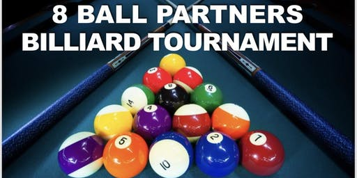 8 Ball Partners Billiard Tournament