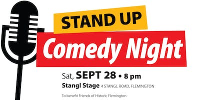 Stand Up Comedy Night at Stangl Stage