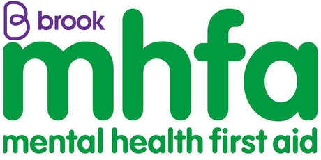 Brook talks about: Mental Health First Aid Training tickets