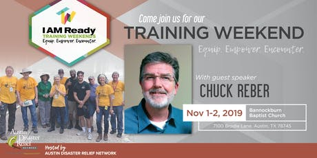 2019 I AM Ready Training Weekend with Chuck Reber tickets