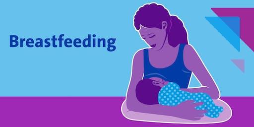 Breastfeeding Class at North Shore University Hospital