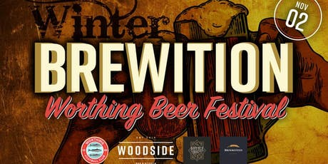 """Brewition"" Winter Beer Festival 2019 tickets"