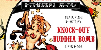 Heather Campos Memorial Show w/ Knock-Out, Buddha Bomb, plus more