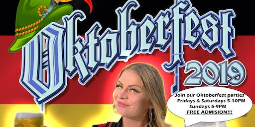 Oktoberfest: Live show - Food - Beer -  Fun - Games @ Edelweiss German Bierhaus and Restaurant