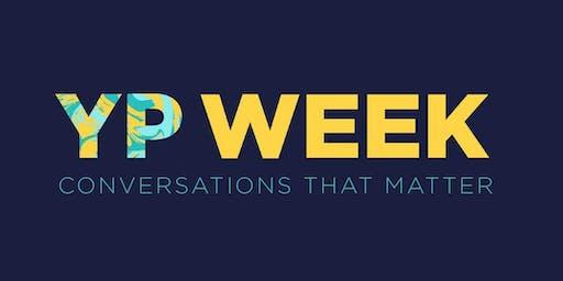 YP WEEK 2019: Non-profit Board Matching