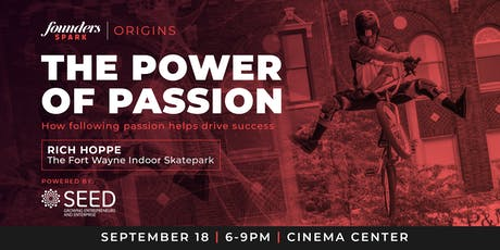 Rich Hoppe | The Power of Passion tickets