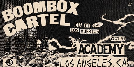 Boombox Cartel tickets