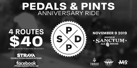 PPSD 3 Year Anniversary Ride & Raffle tickets
