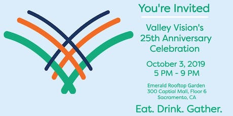 Valley Vision 25th Anniversary Celebration tickets
