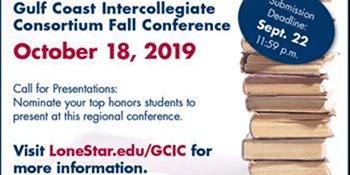 2019 Gulf Coast Intercollegiate Consortium (GCIC)