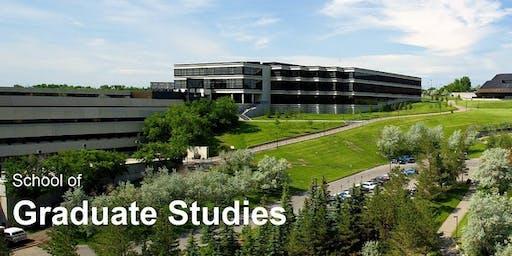 Graduate Open House 2019
