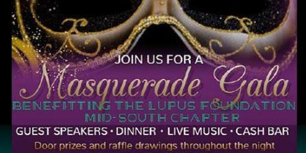 Lupus Foundation of America Charity Masquerade Gala