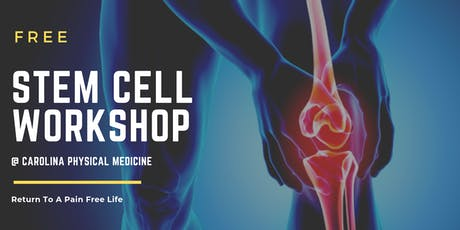 FREE Stem Cell & Regenerative Medicine Event - Is It Right For You? tickets