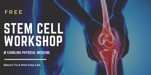 FREE Stem Cell & Regenerative Medicine Event - Is It Right For You?